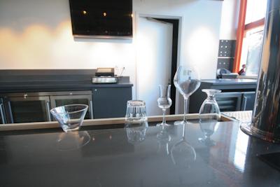 Some interesting glassware